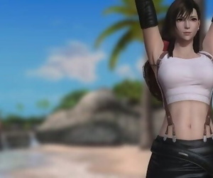 Dead or Alive 5 - Mods:..