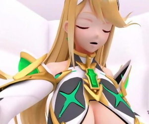 Changed - A Pyra/Mythra..