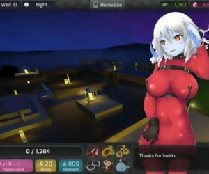Huniepop Uncensored Gameplay..