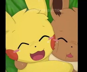 POKEMON - PICACHU AND EEVEE..